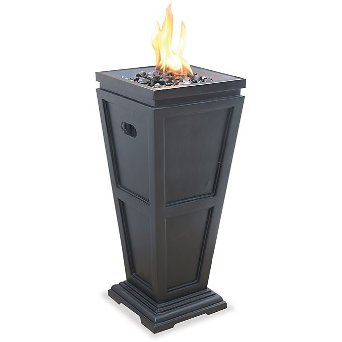 Alternate image 1 for UniFlame® 28-Inch Gas Fire Pit