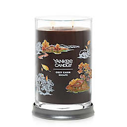 Yankee Candle® Cozy Cabin Escape Large Tumbler Candle