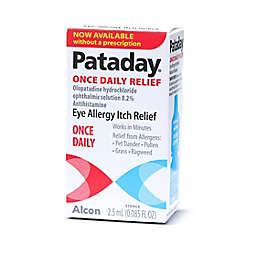 Alcon Pataday® 0.085 fl. oz. Once Daily Eye Allergy Itch and Redness Relief Drops