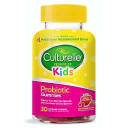 Culturelle® Kids 30-Count Probiotic Gummies