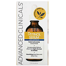 Advanced Clinicals® 1.75 fl. oz. Anti-Wrinkle Retinal Serum