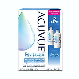 ACUVUE™ 2-Pack RevitaLens Multi-Purpose Disinfecting Solution