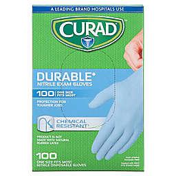 Curad® 100-Pack Durable Nitrile Exam Gloves