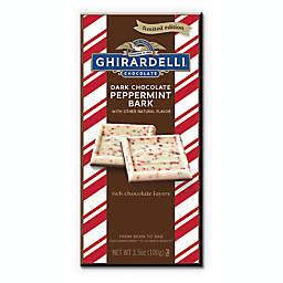 Ghirardelli® 3.5 oz. Dark Chocolate Peppermint Bark Candy Bar