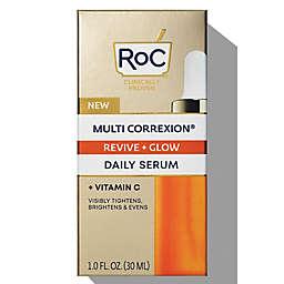 RoC® 1 oz. Multi Correxion® Revive + Glow Serum with Vitamin C