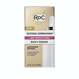RoC® 1 oz. Retinol Correxion® Line Smoothing Daily Serum
