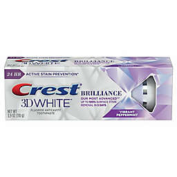 Crest® 3D White™ Brilliance 3.9 oz. Teeth Whitening Toothpaste in Vibrant Peppermint
