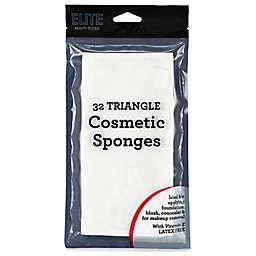 Swissco® Elite 32-Count Assorted Cosmetic Sponges