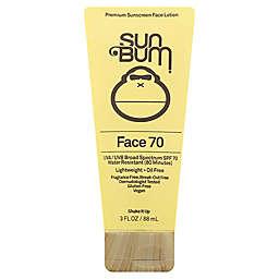 Sun Bum® 3 oz. SPF 70 Face Lotion