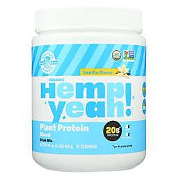 Manitoba Harvest Hemp Yeah! 16 oz. Organic Vanilla Protein Powder