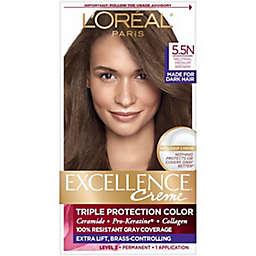 L'Oréal® Paris Excellence® Triple Protection Hair Color in Neutral Medium Brown