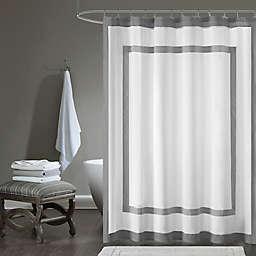 Madison Park Greyson 72-Inch x 72-Inch Shower Curtain