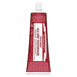 Dr. Bronner's All One! 5 oz. Toothpaste in Cinnamon