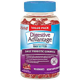 Schiff® Digestive Advantage® 90-Count Value Pack Daily Probiotic Gummies