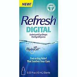 ReFresh® 0.33 oz. Digital Lubricant Eye Drops