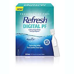 ReFresh® PF 30-Count Digital Lubricant Eye Drop Vials