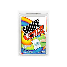 Shout® Wipe & Go™ 4-Count Stain Remover