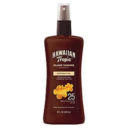 Hawaiian Tropic® Island Tanning 8 fl. oz. Dry Spray Oil with SPF 25