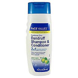 Harmon® Face Values™ 13.5 fl. oz. 2 in 1 Dandruff Shampoo & Conditioner