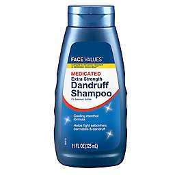 Harmon® Face Values™ 11 fl. oz. Medicated Extra Strength Dandruff Shampoo