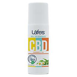 Lafe's® Chamomile Tea CBD 3 oz. Roll-On Deodorant