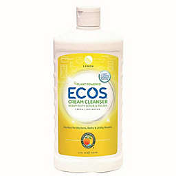 Earth Friendly Products® ECOS® 17 fl. oz. Non-Abrasive Cream Cleanser in Lemon
