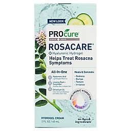 PROcure® Rosacare® 2 fl. oz. Hyaluronic Licorice Root and Cucumber Hydrogel Cream