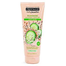 Freeman® Face 6 oz. Rejuvinating Cucumber and Pink Salt Clay Mask