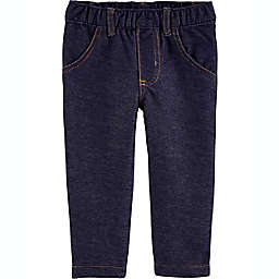 carter's® Pull-On Knit Denim Pant