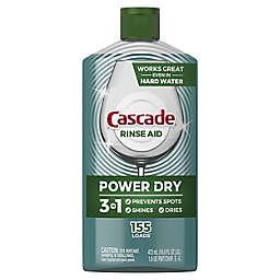 Cascade® Power Dry 16 oz. Dishwasher Rinse Aid
