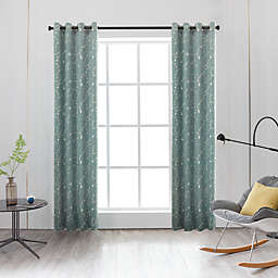 Lyndale Joy Grommet Room Darkening Window Curtain Panel (Single)