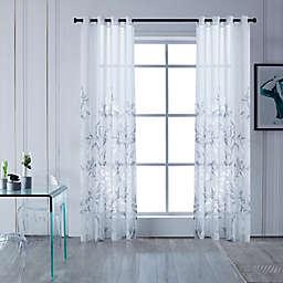 Lyndale Madison Grommet Sheer Window Curtain Panel (Single)