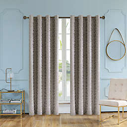 Lyndale Simone 120-Inch Grommet Room Darkening Window Curtain Panel (Single)