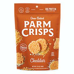 Parm Crisps® Cheddar Cheese Snack 1.75 oz. Bag