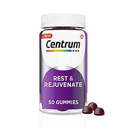 Centrum® 50-Count Rest & Rejuvenate with Melatonin Gummies
