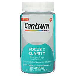Centrum® 50-Count Focus & Clarity Gummies
