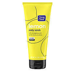Clean & Clear® Lemon Zesty Oil Free Face Scrub with Vitamin C