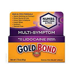 Gold Bond® 1.75 oz. Pain & Itch Cream with Lidocaine