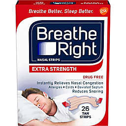 Breathe Right 26-Count Lavender Scented Nasal Strips