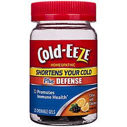 Cold-EEZE® Plus Defense 25-Count Citrus with Elderberry Gummies