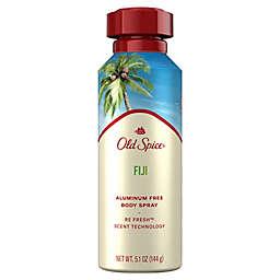 Old Spice® 5.1 oz. Aluminum Free Body Spray in Fiji