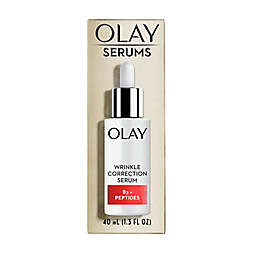 Olay® 1.3 oz. Wrinkle Correction Serum with Vitamin B3 and Peptides
