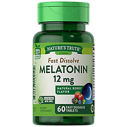 Nature's Truth® 60-Count 12 mg Melatonin in Natural Berry