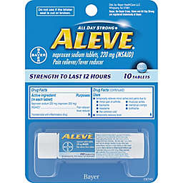 Aleve® 10-Count Pain Relief Tablets