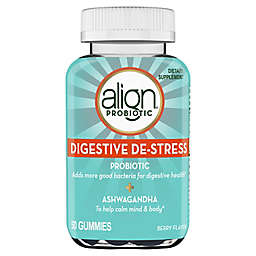 Align® 50-Count Digestive De-Stress Probiotic Gummies with Ashwagandha in Berry