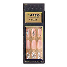 KISS® imPRESS® Press-On Manicure Couture Collection in Supreme (Set of 30)