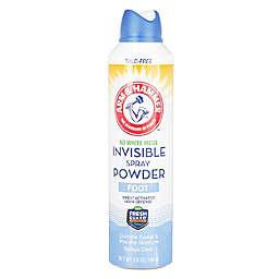 Arm & Hammer™ 7 oz. Invisible Spray Foot Powder