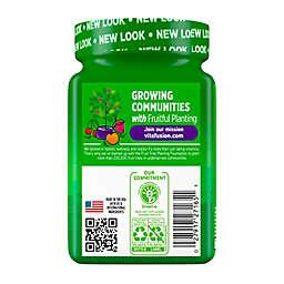 Vitafusion™ 90-Count Organic Women's Multivitamin Gummies in Wild Cherry