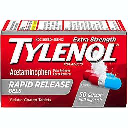 Tylenol® 50-Count Rapid Relief Gels