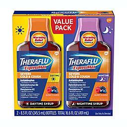 Theraflu® 16.6 oz. ExpressMax Severe Cold & Cough Day/Night Relief Liquid